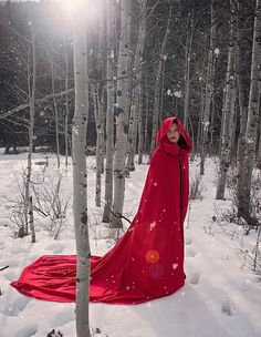 Le Petit Chaperon Rouge by whiteriver51 on Etsy
