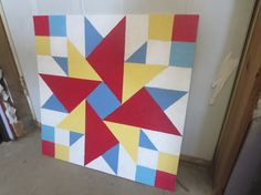Barn Quilts by TheBenchCreations on Etsy