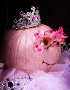 Pretty Pink Pumpkins for Breast Cancer #Halloween