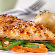 Zone Diet Jamaican Chicken Recipe