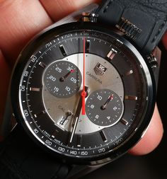 TAG Heuer Carrera Calibre 1887 Jack Heuer Edition Watch Hands-On - Page 2 of 2 | aBlogtoWatch