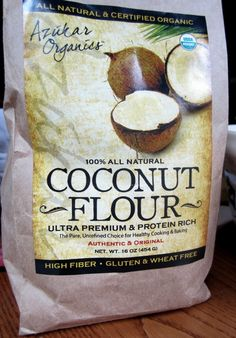 Great for Gluten free baking, especially for low carb diets.