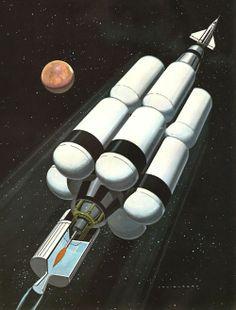 sci fi book cover art | illustration # science-fiction
