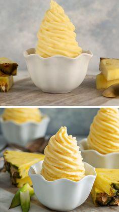 Disney Desserts, Frozen Desserts, Just Desserts, Delicious Desserts, Yummy Food, Disney Food Recipes, Tasty, Fun Baking Recipes, Sweet Recipes