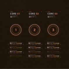 #Interface #UI #FUI #UX #HUD #Code #Screen #Computer #Program #Adobe #Illustrator #AfterEffects