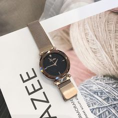 There is always many products on sae upto - 2019 Luxury Brand lady Crystal Watch Magnet buckle Women Dress Watch Fashion Quartz Watch Female Stainless Steel Wristwatches - Fast Mart Women's Dress Watches, Silver Pocket Watch, Swiss Army Watches, Seiko Watches, Beautiful Watches, Casio Watch, Luxury Watches, Quartz Watch, Fashion Watches