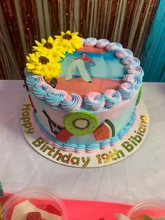One Direction Birthday, One Direction Cakes, Harry Styles Birthday, Harry Birthday, Birthday Cale, Pretty Birthday Cakes, 22nd Birthday, Pretty Cakes, Fondant Cakes