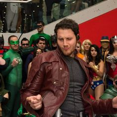 29 Sexy Halloween Costumes For Men Star-Lord