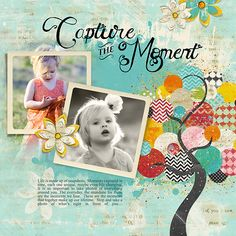 Altered Life Collection Biggie, designed by Syndee Nuckles, Scrap Girls, LLC digital scrapbooking product designer