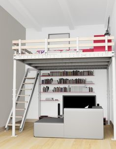 We have a variety of solutions that will fit into your space, if this stair kit or hand railing are not suitable view one of our other loft kits or ask us for help to find a suitable set up.  Extends from 3 to 8m squared. Set up in just 4 hours with two people.