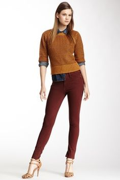 Winter Lily Skinny Pant