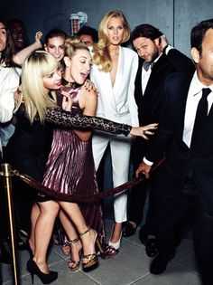 Hannah Bronfman and Michelle Harper – Up & Coming Celebrities Party Style Pictures - Harper's BAZAAR