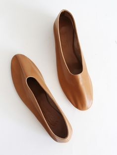 Martiniano Glove Shoe - Tan