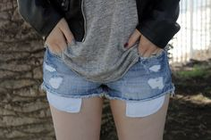 OUTFIT | Below Palms Style Diary, Palms, My Outfit, Lifestyle Blog, Denim Shorts, Outfits, Fashion, Moda, Fashion Styles