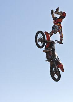motorcycle dirt bike tricks | 251/365: Cowboys Flying High