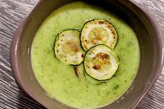Cuketová polévka s parmazánem Soup Recipes, Keto Recipes, Vegetarian Recipes, Cooking Recipes, Healthy Recipes, Modern Food, Home Food, Food 52, Bellisima