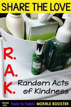 R.A.K. - Random Acts