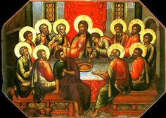 Wielki Czwatrek - Last Supper