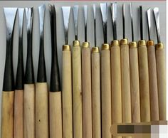 Handmade wood carving knife wood the essential tool set wooden fine grinding--16pcs/set