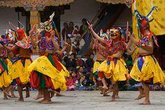 Bhutan Religion - Bhutan Festivals -