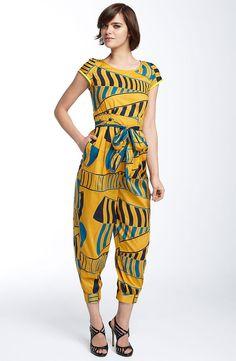 Madagascar - Gorgeous costumisable dashiki african jumpsuit