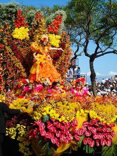 Festa da Flor na Ilha da Madeira, Portugal