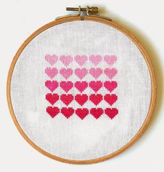 Discover our favorite FREE cross-stitch patterns, including simple motifs as well as more advanced characters that incorporate several colors of embroidery floss. Choose your favorite free pattern, instantly download the PDF and get started today!