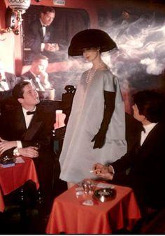 1968 Hubert de Givenchy
