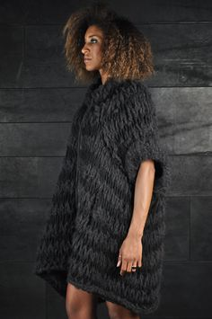 Alessandra Marchi – Hand Made Knit Coat