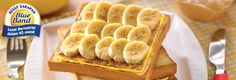 Roti Bakar Kacang & Pisang | Blue Band Indonesia