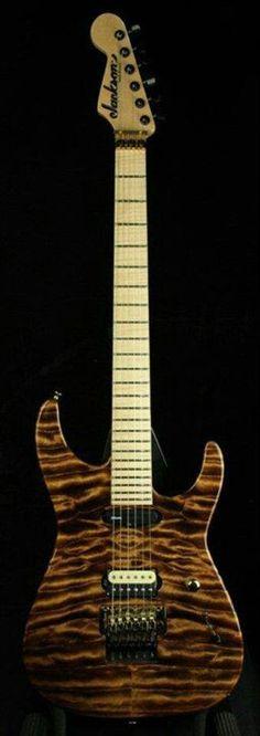 Ian's Jackson Guitars custom PC1!!!