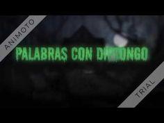 PALABRAS CON DIPTONGO