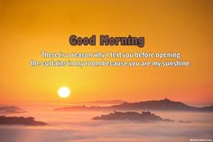 Romantic Good Morning Images Quotes For Girlfriend and Boyfriend