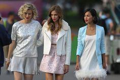 Pin for Later: 27 überraschende Fakten über Superbloggerin Chiara Ferragni Chiara war schon auf zahlreichen Titeln von Modezeitschriften zu sehen