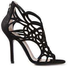 Ermanno Scervino strappy stiletto sandals