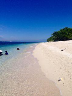sta. cruz island, Zamboanga City #travel #Philippines Zamboanga City, Philippines, Islands, Beach, Water, Travel, Outdoor, Beautiful, Gripe Water