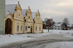 ROK 2011 Suvorovův dům - stará poštovna