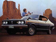 1969–73 Toyota Corona Hardtop Coupe
