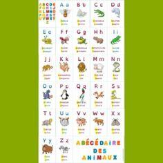 Affiches des sons Borel-Maisonny - Lire écrire compter Lus, Alphabet, Education, Words, Ezra, Police, Learn French, Script Typeface, Tips And Tricks