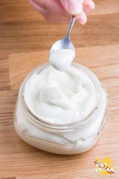 Vegan Aquafaba Mayo
