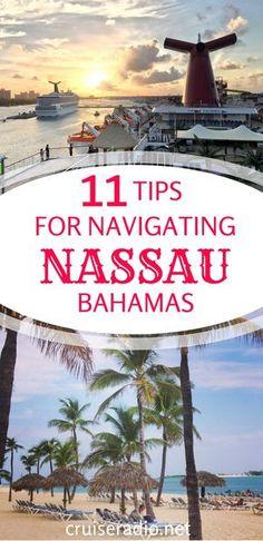 11 Tips for Navigating Nassau, Bahamas #nassau #bahamas nassau bahamas #cruise cruise tips #travel travel tips #caribbean caribbean
