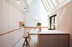blush kitchen