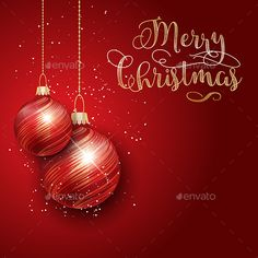 Merry Christmas background Vector EPS #design Download: http://graphicriver.net/item/merry-christmas-background/14008665?ref=ksioks