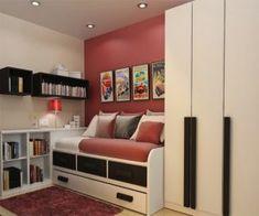 high-tech home decor ideas ~ high tech junior bedroom furniture