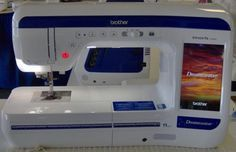 Brother DreamWeaver VQ 3000 Review | Sewing Insight