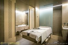 Elysium Boutique Hotel spa massage room