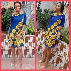 Ankara Short Gown, Short Gowns, Kente Styles, Bridal Looks, African Fashion, Cold Shoulder Dress, Bridesmaid, Beautiful, Dresses