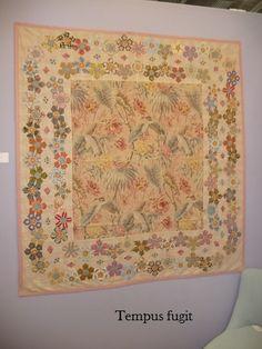 ❤ =^..^= ❤    Pour l'Amour du Fil (2) : Brigitte Giblin | Antique fabric
