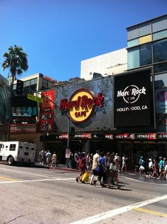 Hard Rock Cafe Hollywood