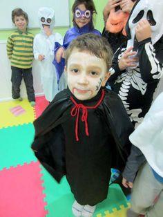 Halloween 2013: los aprendices de monstruo son los que más disfrutaron